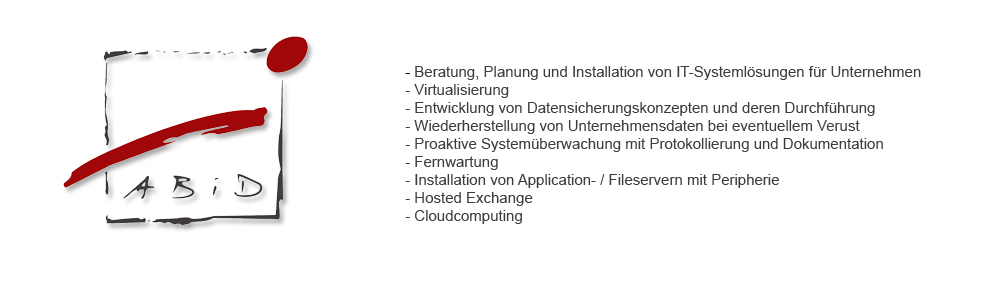 ABiD Systembetreuungs GmbH